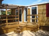 COTTAGE - 2013 Ossature bois - Location pour 46 personnes maximum.