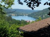 chalet 8 pl vue lac plein sud