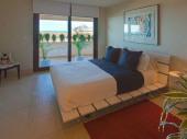 Penthouse luxueux, 3 chambres, piscine privée