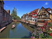 Appartement de charme centre vieille ville Colmar-Wifi-