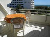 Quartier du couchant appartement studio cabine spacieux, confortable et agréable avec vue mer.
