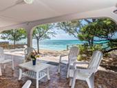 Villa pieds dans l'eau, Lagon superbe, Mer turquoise