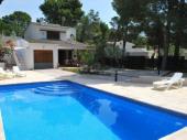 Grande villa avec piscine privée, pour 12 personnes à moins de 200m. de la plage . HUTTE-003078-16