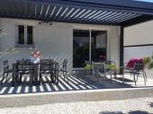 Très jolie villa neuve à  Sigean,  proximité de la plage. Calme, climatisée. Région Occitanie Sud Est