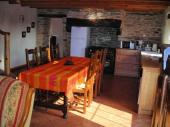 PROMOTION ! Location ancienne maison bretonne en pierres en campagne.