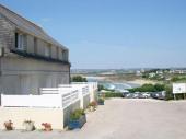 Gite de 48 m2 pour cinq personnes avec accès direct à la plage - Baie de Douarnenez