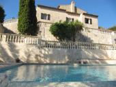 Villa indépendante hauteurs de Cagnes