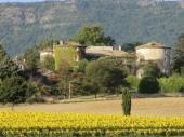 Chambre d'hôtes Chateau de Mauras à CHOMERAC Entre 200€ ET 260€