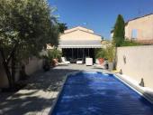 Agréable maison avec piscine privée a Oraison.