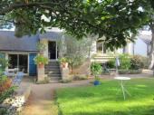 Villa balnéaire, à 100 m de la plage, grand jardin, classée 4 étoiles