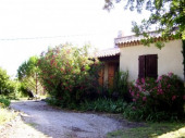 villa près d'uzes (gard)