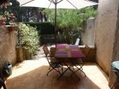 Studio agosta beach south of porticcio