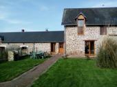 La Bergerie de la ferme de la Baconnerie: maison traditionnelle Normande près des plages du débarquement