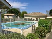 appartement Bassin d'Arcachon avec piscine