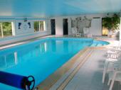 gite des ecureuils location calme avec  piscine couverte régions centre loir et cher