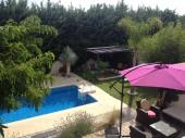 villa au calme près de Montpellier