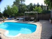 2 villas avec piscine au cœur de la Provence Verte