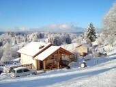 Chalet de 30 m2 capacité d'acceuil 4 personnes dans les Hautes Vosges