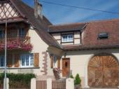 Gîte Les Hirondelles *Centre Alsace