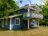 Deux Maisons de vacances à Vensac dans le Médoc proche océan