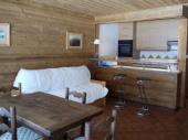 Courchevel: Appartement dans petite résidence au calme
