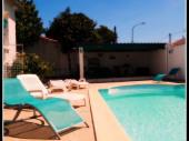 Maison Fortunat - Villa en ville avec vue sur la Cité et piscine privée