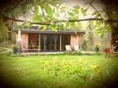 Lodge de sagnove : Gîte  4* en pleine nature avec spa exterieur  prestations hôtelières