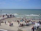 Location avec accès direct à la plage