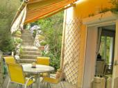 Vrai calme et réelle proximité : Appartement 3 pièces de 70 m2 en rez-de-jardin de villa à Antibes