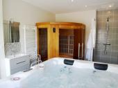 A la porte du Marais Poitevin, Maison Contemporaine avec spajacuzzi et sauna