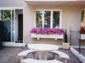 Royan: Maison de ville calme avec jardin clos et parking prive (2véhicules)