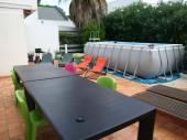 Belle villa de 100m2, 4 chambres, pour 8-10 personnes