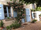 Gite  de charme en Val de Loire à Avon-les-Roches à proximité des châteaux de la Loire