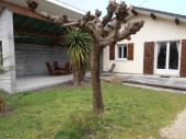 Petite maison indép. secteur paisible à 200m d'une plage Bassin d'Arcachon