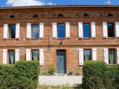 Villa - Gîte   4 épis - Piscine - Vue Pyrénées - 14 personnes