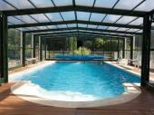 La petite couaniere vc piscine couverte et chaufee pour 12 a 22 prs  contact  Réservations uniquement par téléphone