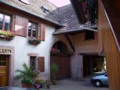 Gîte Saint Gilles 2 - dans une ancienne ferme en Alsace