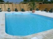4 magnifiques cottages ,4p,4p.6p,14p,total 28p,piscine chauffée,wifi,grand jardin,plage 20km