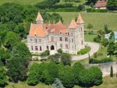 CHAMBRES, région Bordeaux, route des vins , thermes, cures. - chambres