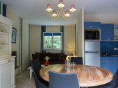 Maisons duplex 46 personnes dans résidence 4*