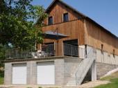 -le hangar -Gite rénové de la vallée de la Dordogne