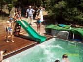 vacances de charme dans un magnifique gite à ARDAILLERS, commune de VALLERAUGUE (Gard) LA MAGNANERIE