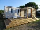 Les hébergements proposés par notre camping sont parfaitement entretenus, ils ont été construits il y a moins de 10 ans, et sont pourvus de tout l'équipement de base nécessaire pour que vous passiez des vacances idéales.
