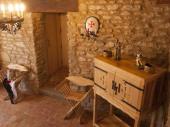 Gîtes de France Les Templiers Normands - Situé dans le Pays de Bray (proche de l'Avenue Verte), ce gîte mitoyen à une dépendance et à proximité de la maison des propriétaires dispose d'un jardin privatif clos de 1500 m².
