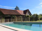 Gîte nature avec piscine chauffée pour 13 à 15 personnes