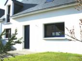 Location maison récente, Bretagne Sud - Riantec