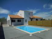 Gîte Le Saint-Bernard avec piscine privée chauffée pour 14 personnes - accès PMR - plage du Veillon à 2 mn