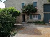 LURS Alpes De Haute Provences , loue maison a la campagne calme reposant vue sur montagne de Lure et le village