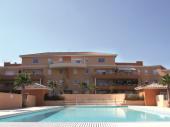 Appart 76m2; 1-6 pers terrasse 15m2 piscine chauffée clim mer au calme