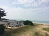 Front de mer, Maison à 30 m du sable